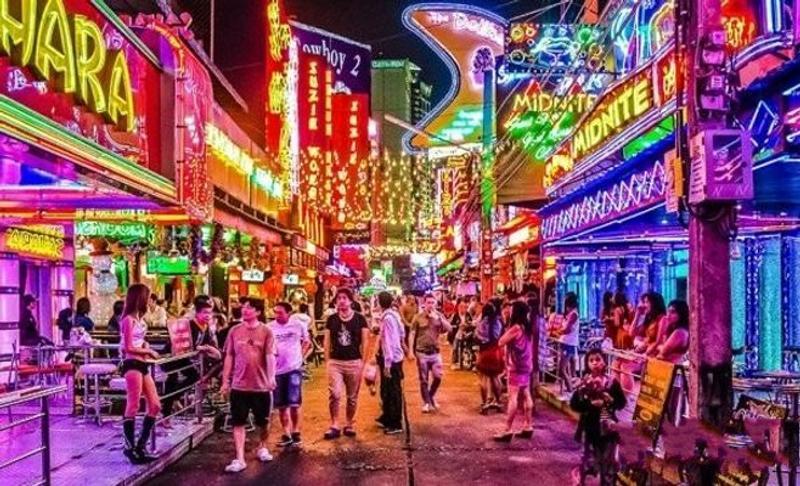 Patpong 夜市