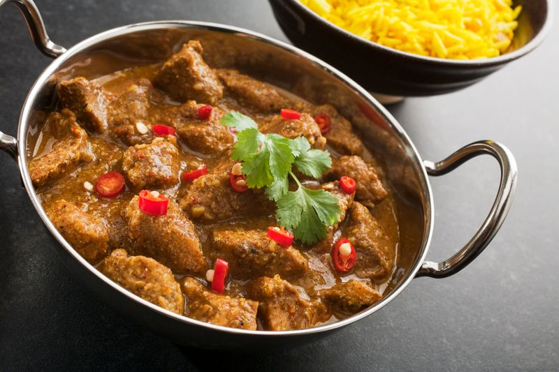 Experience an unforgettable gastronomic adventure with Goa's pork vindaloo
