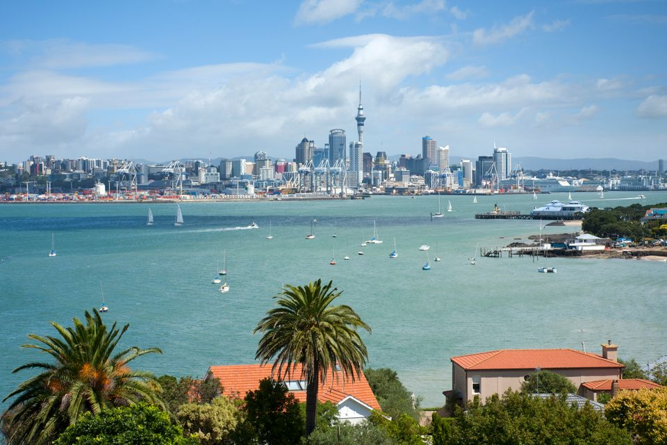 Car hire in Auckland