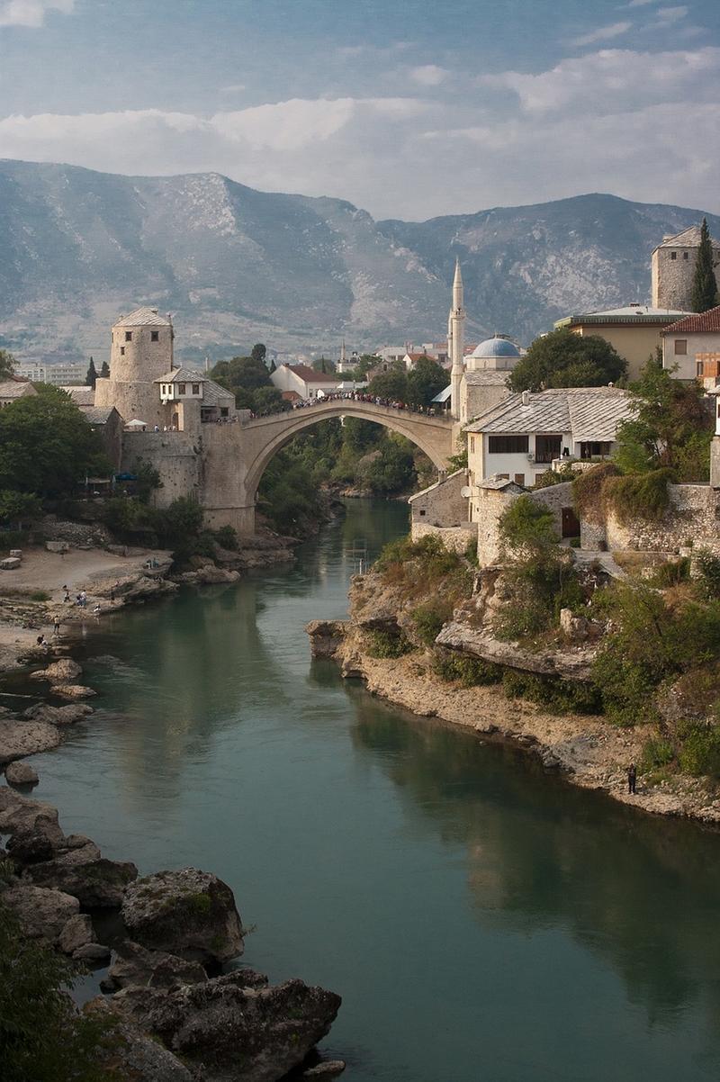 18 città europee da vedere nel 2018: Mostar