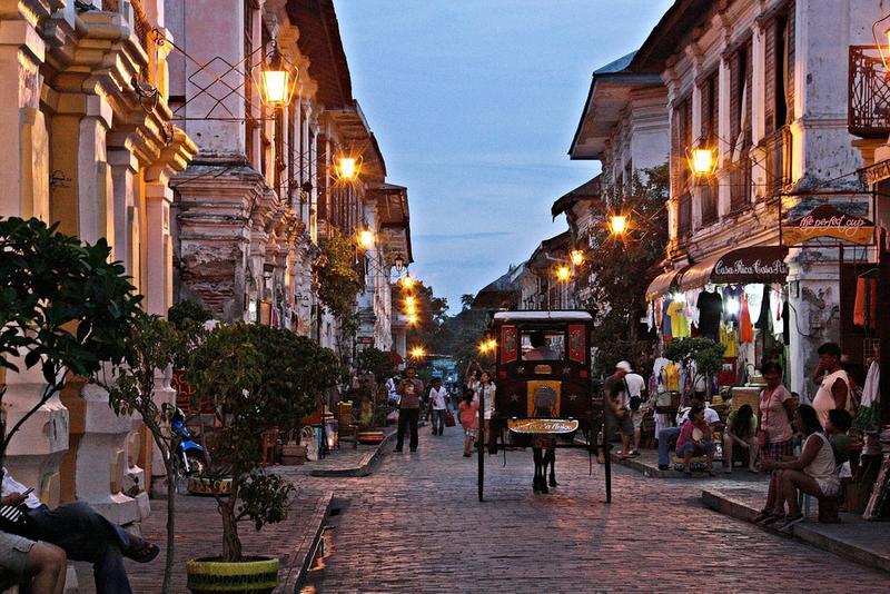 6 Favorite Tourist Spots In Vigan City Ilocos Sur