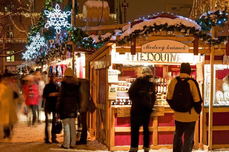 Mercatini di Natale più belli d'Europa: Praga, mercatini Natale