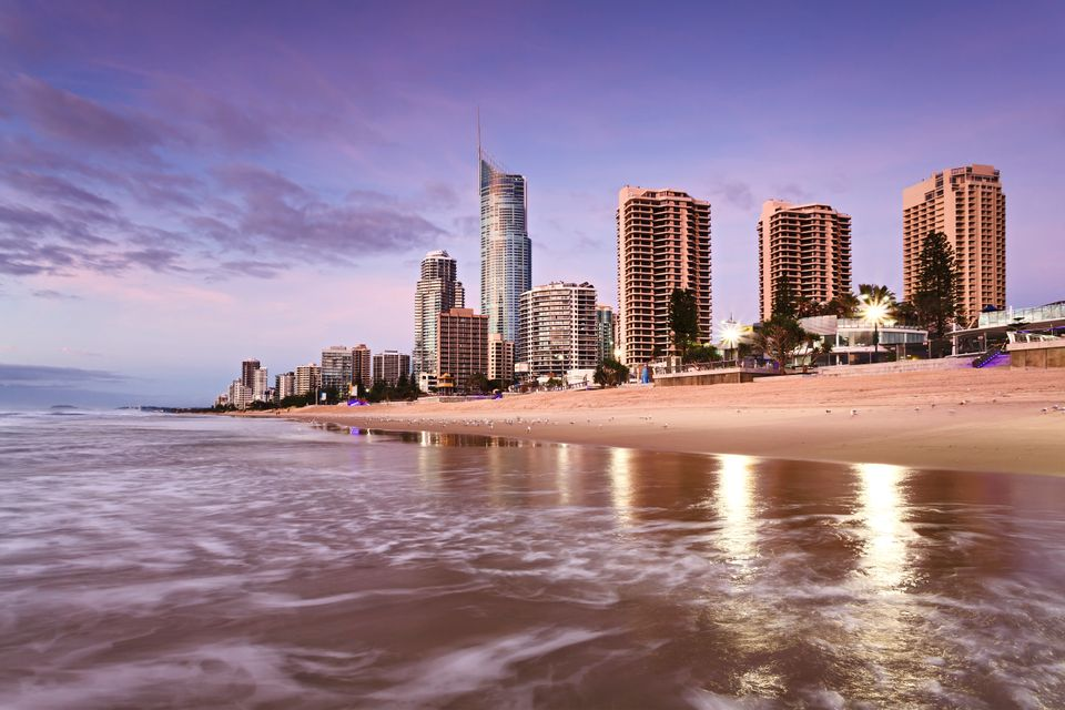 Car hire in Gold Coast