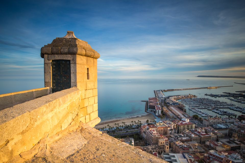 Car hire in Alicante