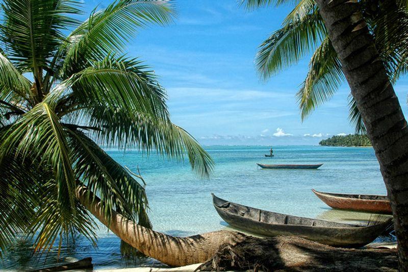 Пляж на Мадагаскаре