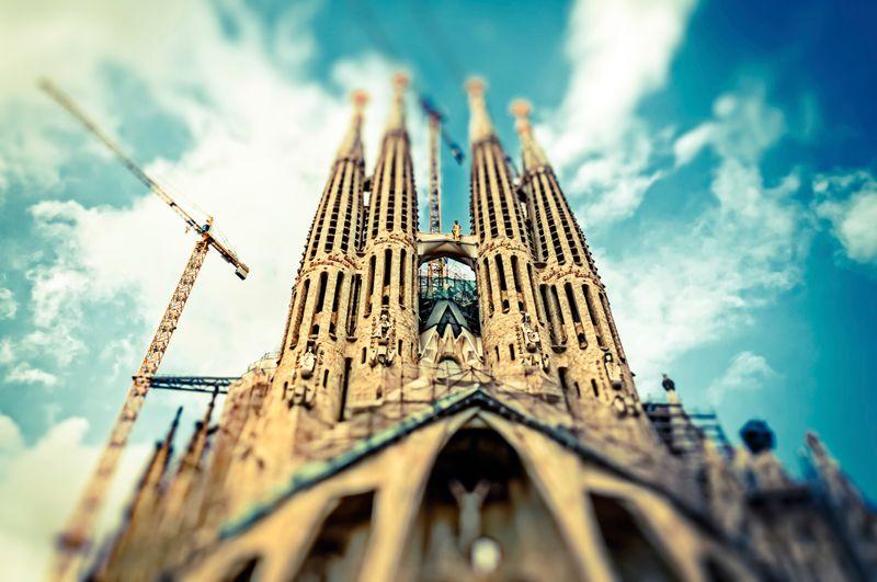Barcelona - visa du lịch