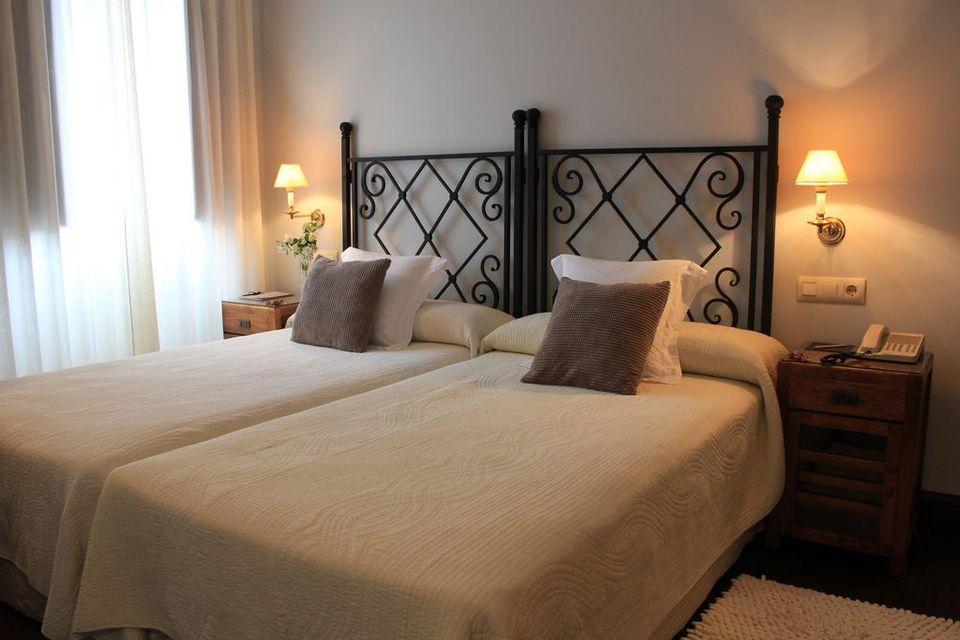 Hoteles rurales con encanto: Hotel Quinta de Villanueva