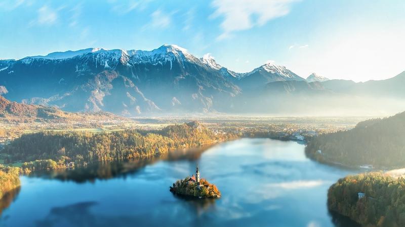18 città europee da vedere nel 2018: Bled