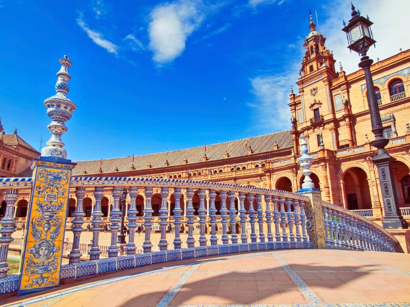 Seville is one of the top cities to visit in Europe in 2018