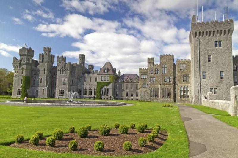 Ashford Castle Cong Mayo Irland