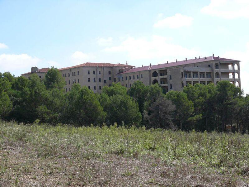 hospital del tórax en barcelona