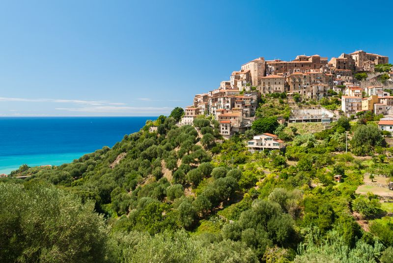 I 20 paesi più belli d'Italia del 2017: Pisciotta