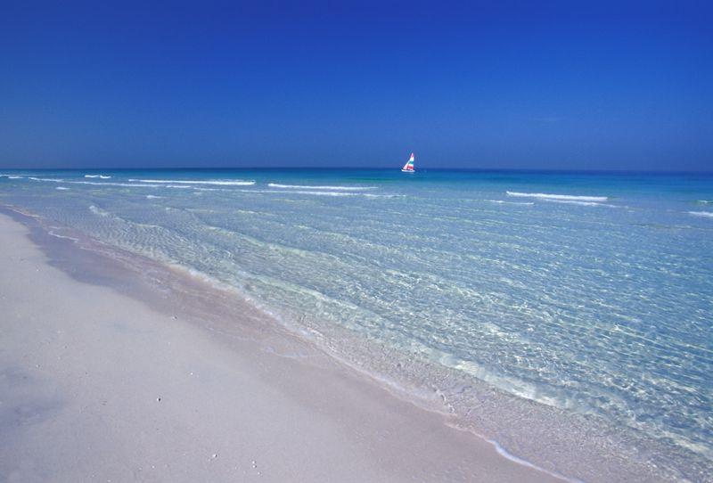 Пляж Сансэт или Суфух в Дубае