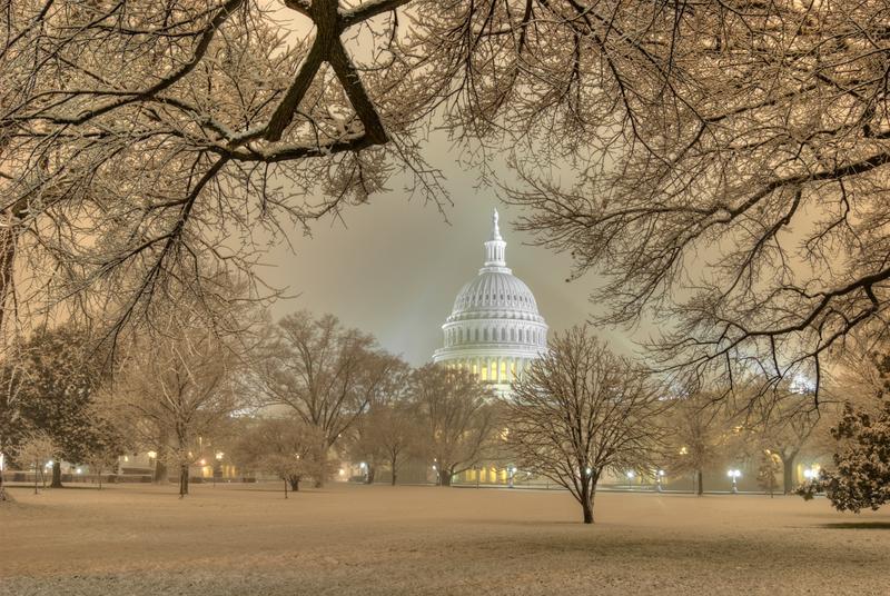 Toca la foto para encontrar los vuelos más baratos a Washington en navidad