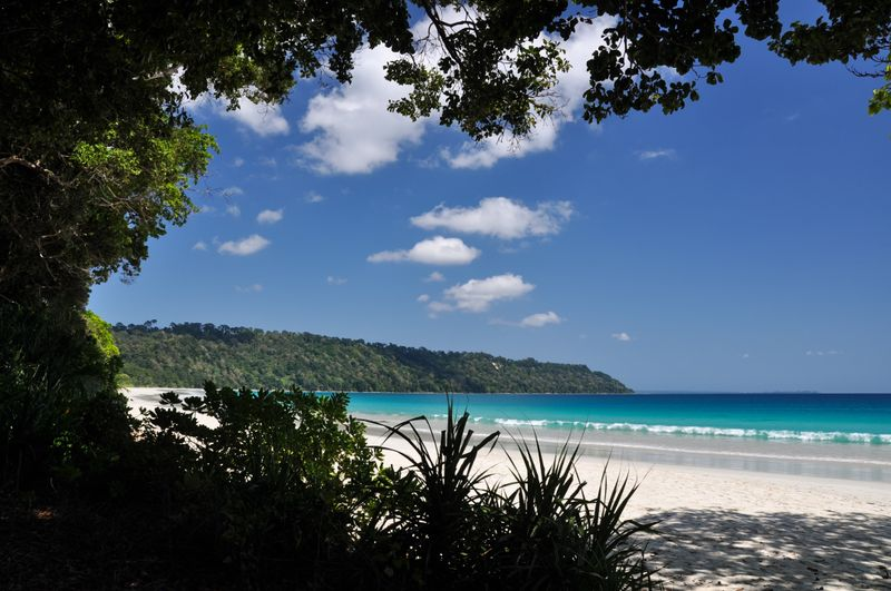 Пляжный отдых на Андаманских островах