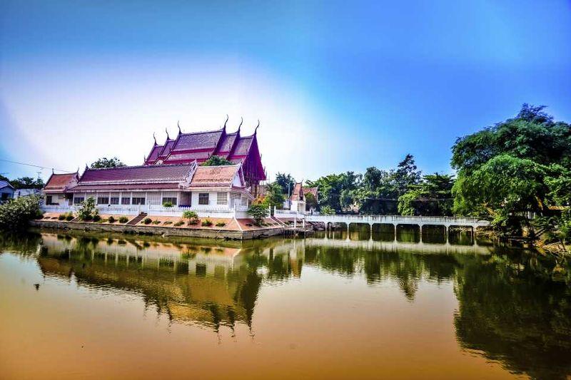 Храм Ват Кланг в Камбодже