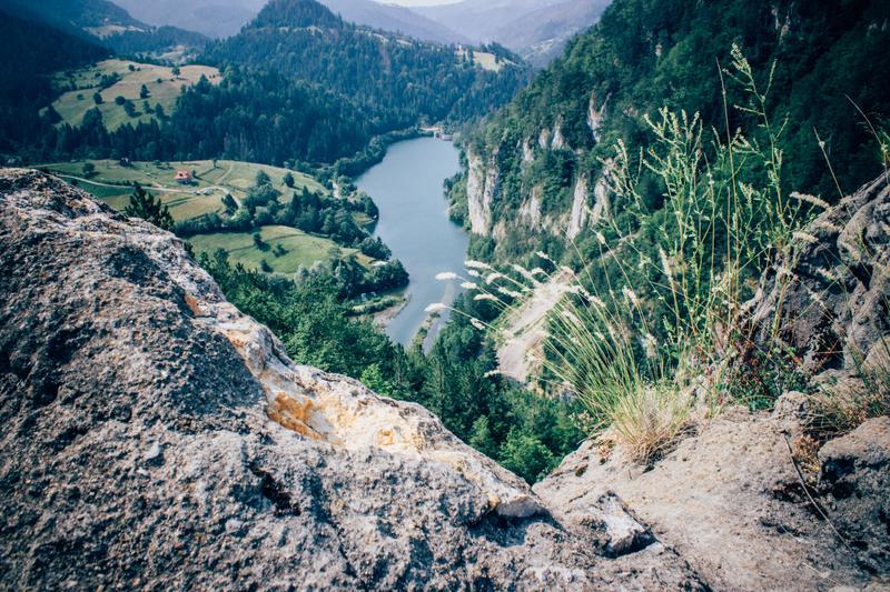 Озеро Заовине, гора Тара, Сербия