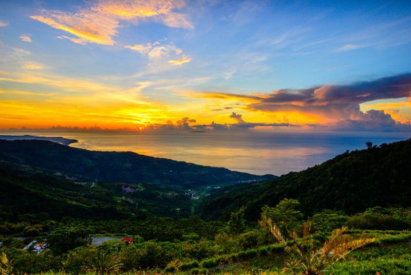 台灣最美第一道曙光-太麻里
