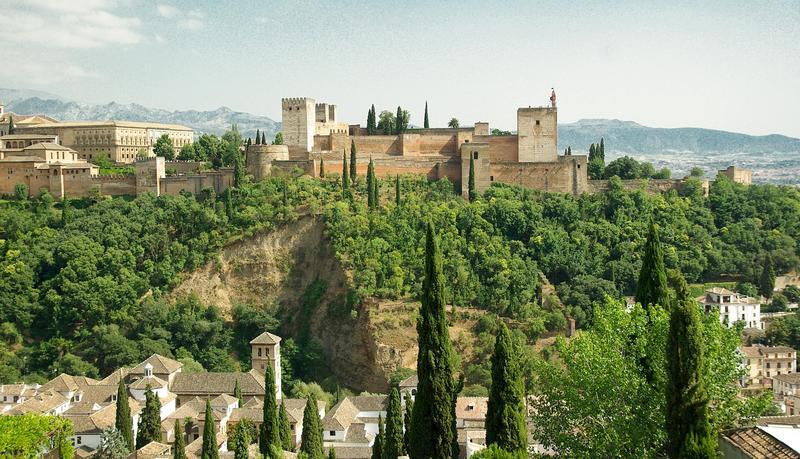 18 città europee da vedere nel 2018: Alhambra