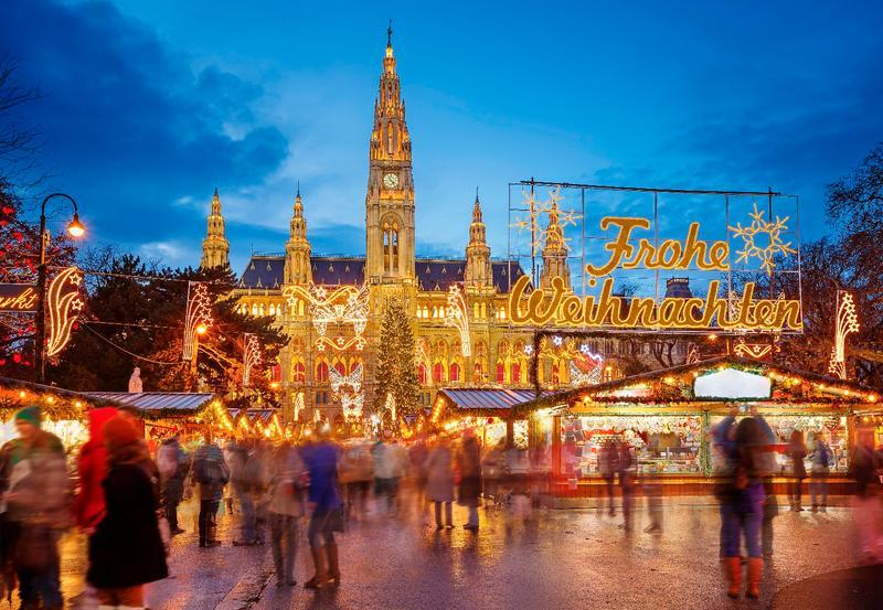 Mercatini di Natale più belli d'Europa: Vienna