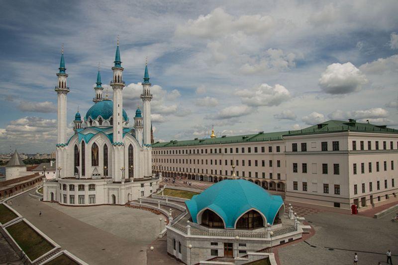 Мечеть в Казани, Татарстан