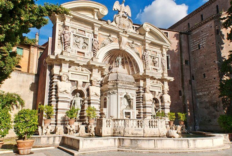Posti da visitare in Italia: Villa d'Este