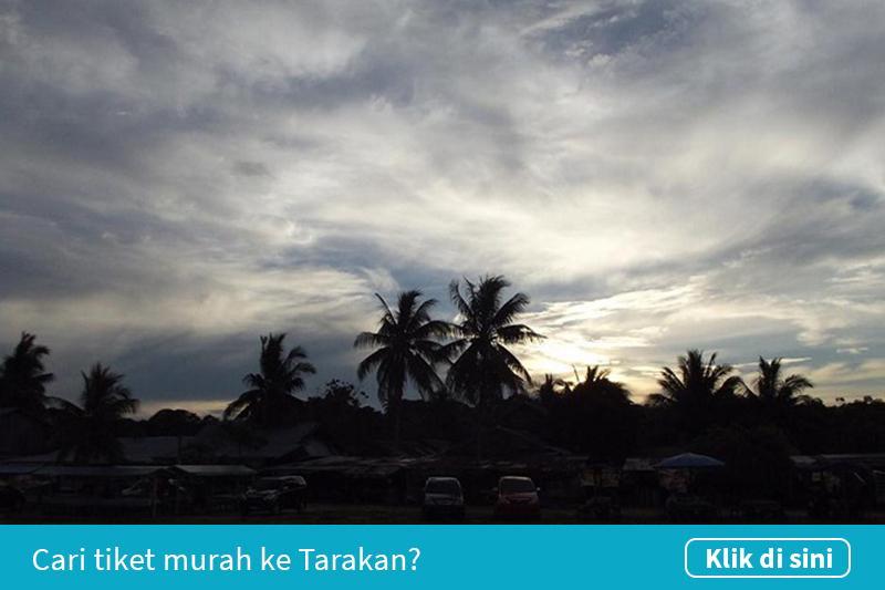 Klik untuk cari tiket pesawat murah ke Tarakan