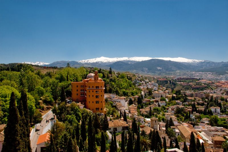 hotel alhambra palace en granada