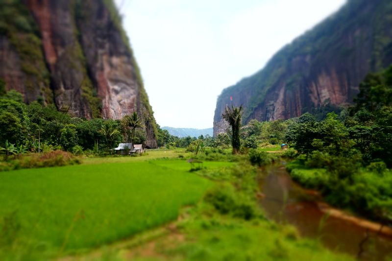 Lembah Harau, Lima Puluh Kota