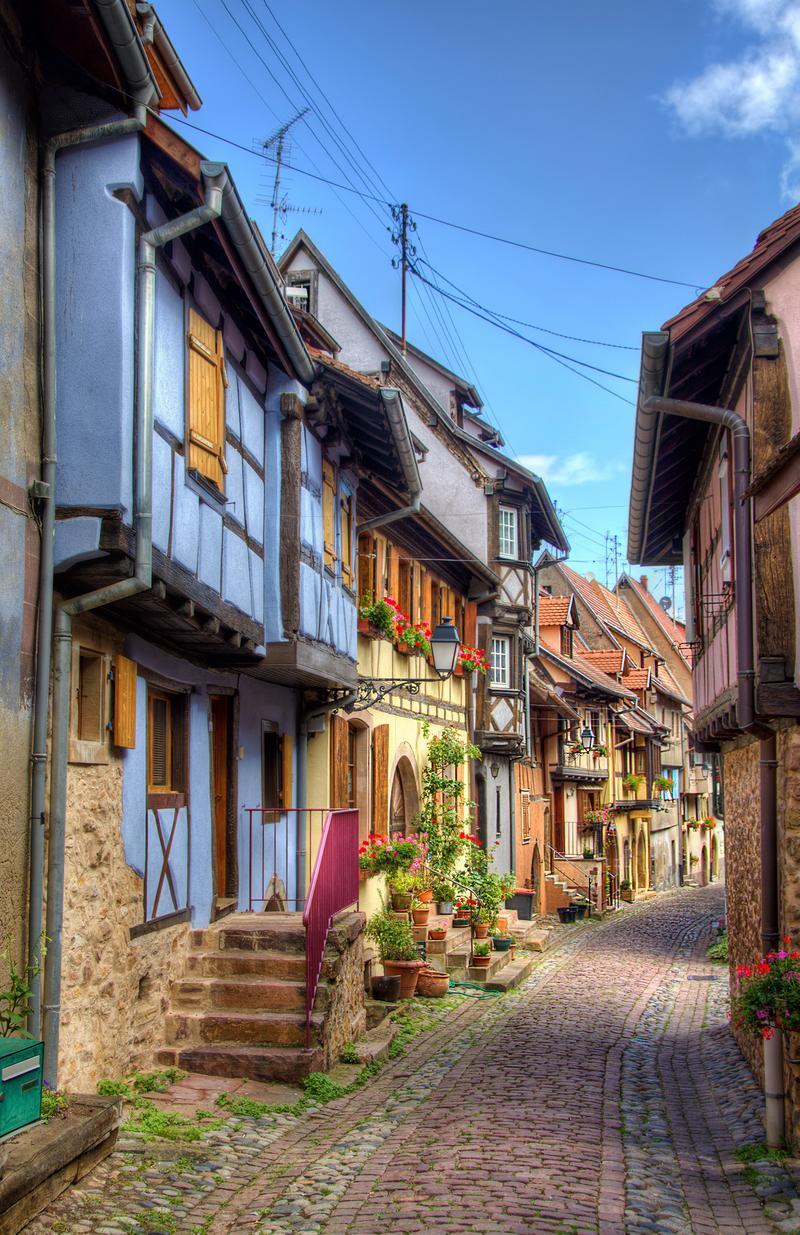 De 17 mooiste dorpen van frankrijk skyscanner for 3f haute normandie