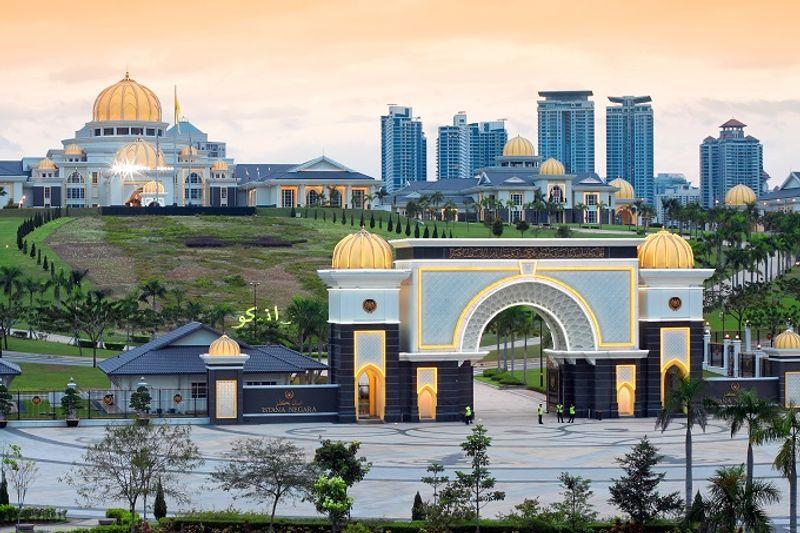 Palazzo Reale Visitare Kuala Lumpur