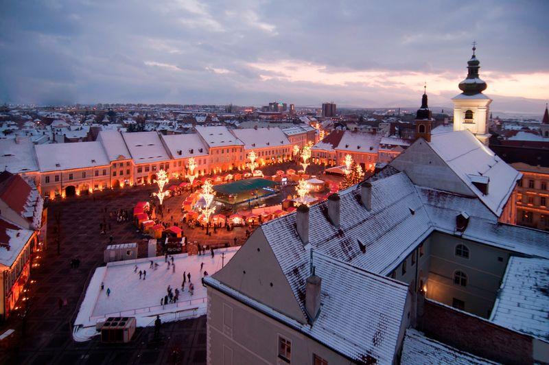 Sibiu mercatino Natale