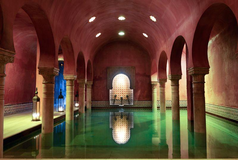 Арабская баня