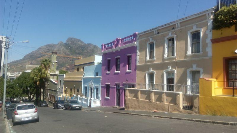 Cape Town Bo-Kaap Muslim Quarter