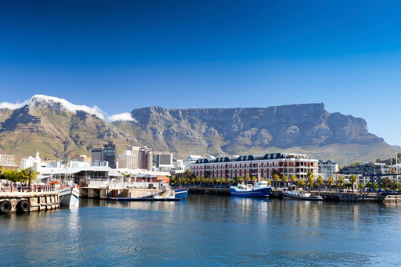 National Park Table Mountain Cape Town