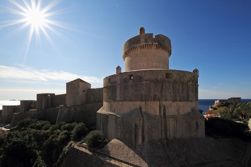 Minceta Tower, Dubrovnik