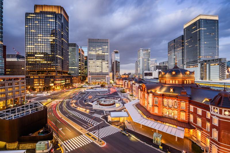 Tokyo là điểm đến mơ ước của nhiều người