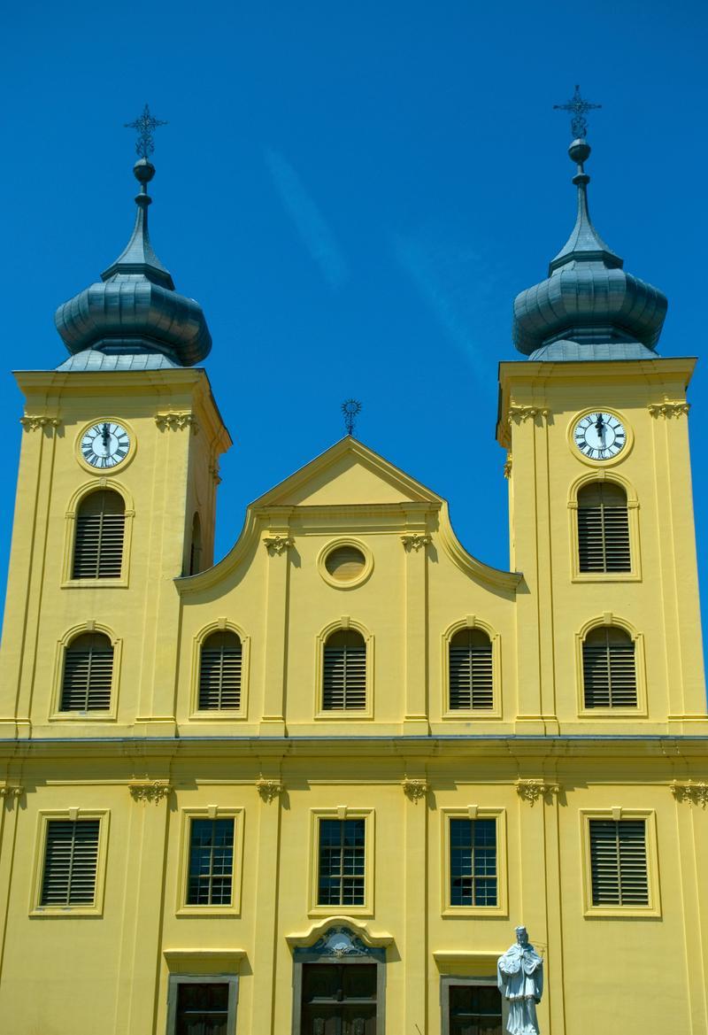 Η εκκλησία του Αρχάγγελου Μιχαήλ στο Όσιγιεκ