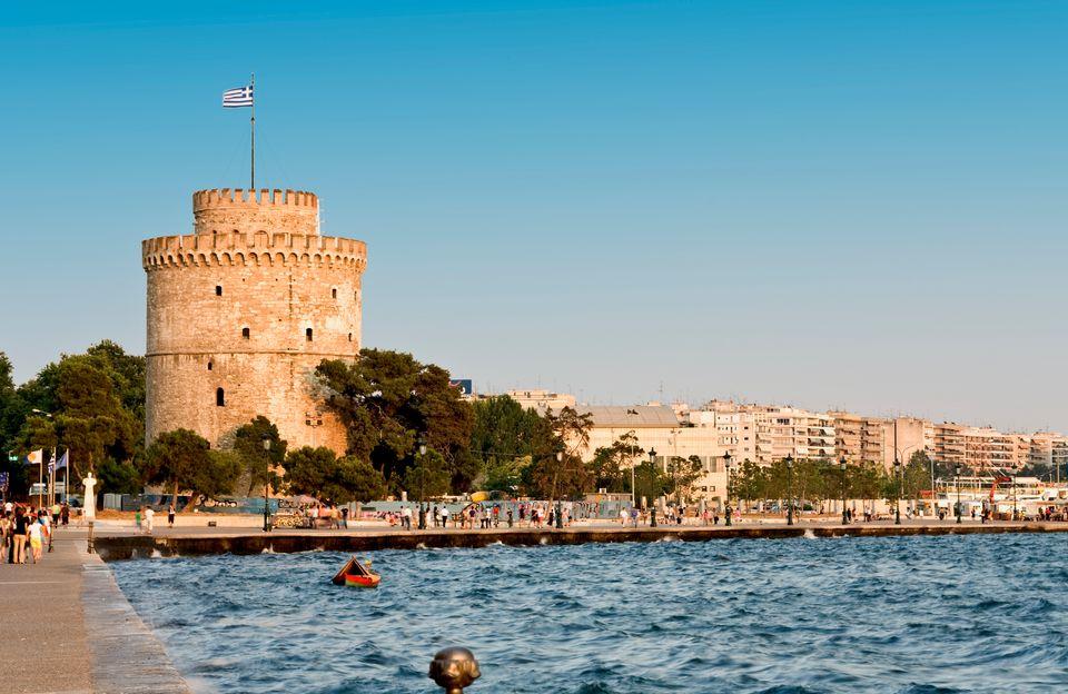 Günstige Flüge nach Thessaloniki