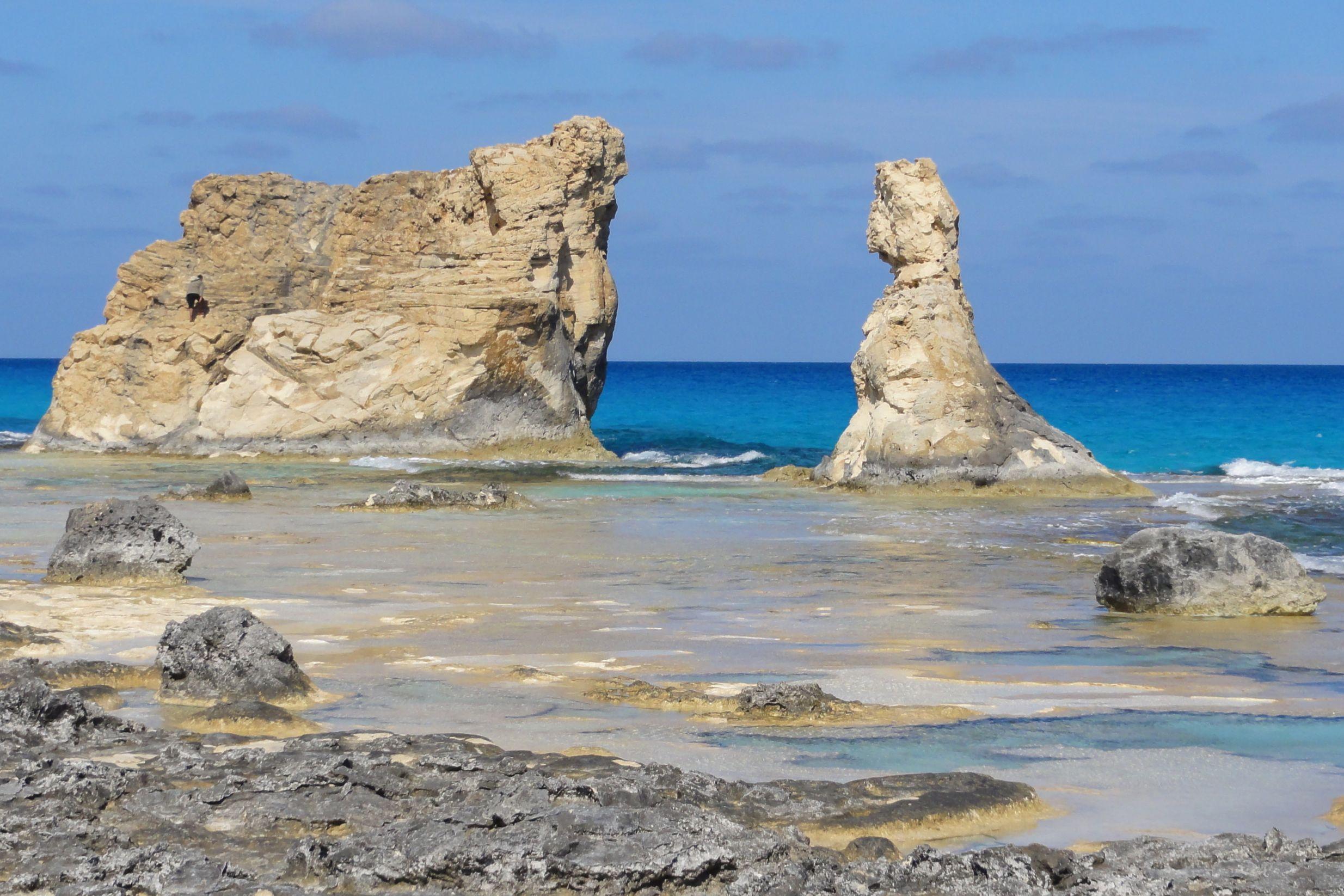 Пляж Клеопатры в Египте