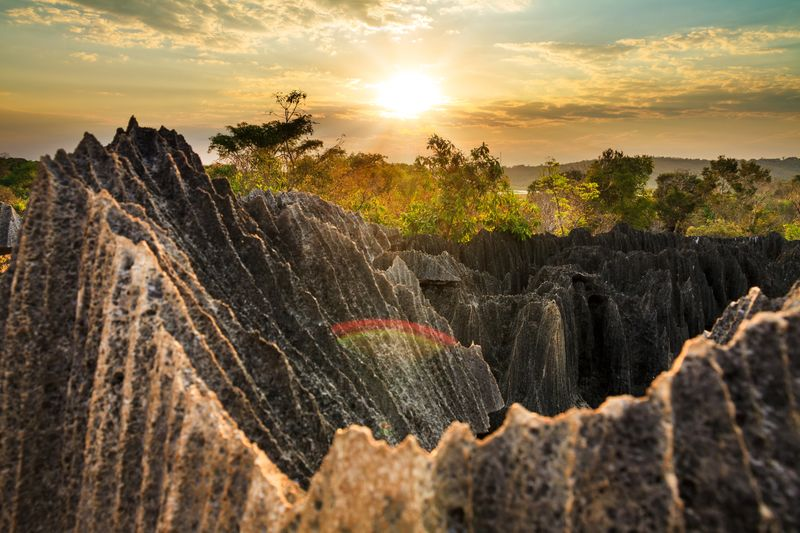 Nationalpark Tsingy de Bemaraha, Madagskar