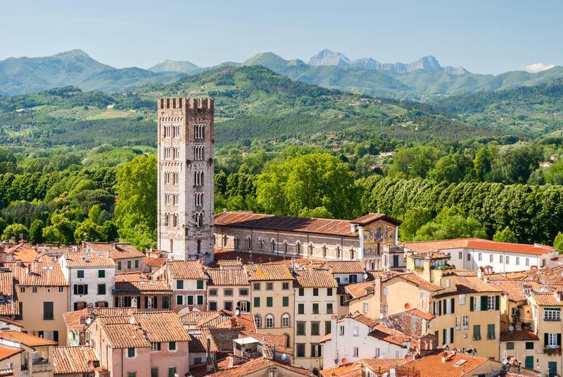 18 città europee da vedere nel 2018: Lucca