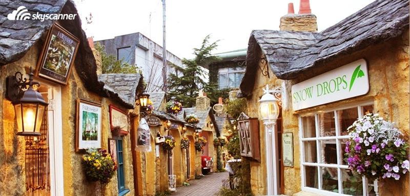 Yufuin Floral Village, Oita, Japan