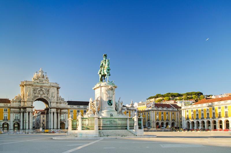 La splendida Lisbona