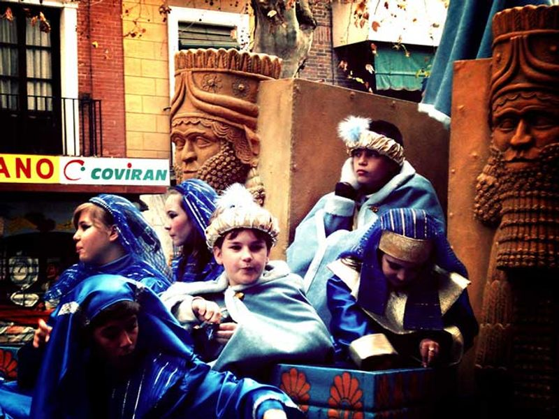 Cabalgata de Reyes de Granada © Manuel Martín / Flickr