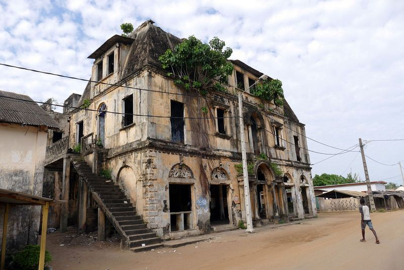 Grand Bassam, Costa de Marfil