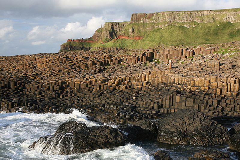 «Тропа великанов» в Северной Ирландии