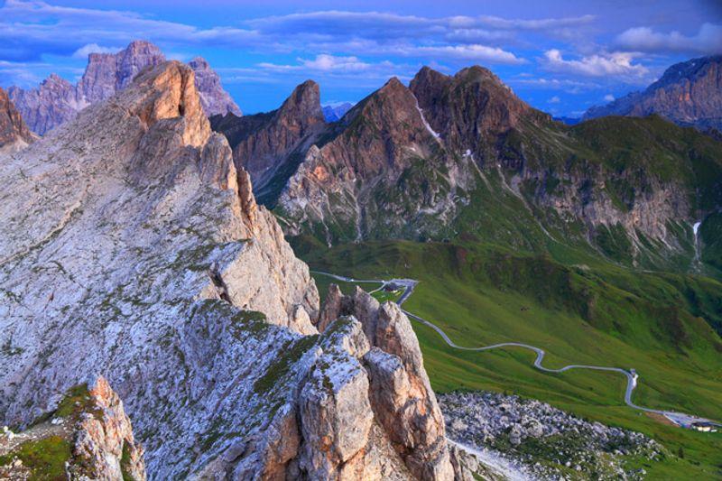 Road trip in Europa: Grande Strada delle Dolomiti