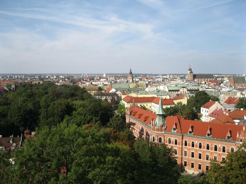 18 città europee da vedere nel 2018: Cracovia