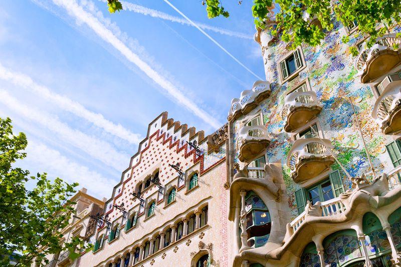 Encuentra los vuelos más baratos a Barcelona